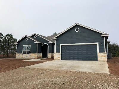 Paige Single Family Home Pending - Taking Backups: 292 Cardinal Dr