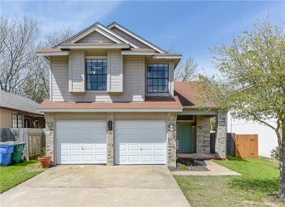 Pflugerville Single Family Home For Sale: 624 Smoke Signal Pass