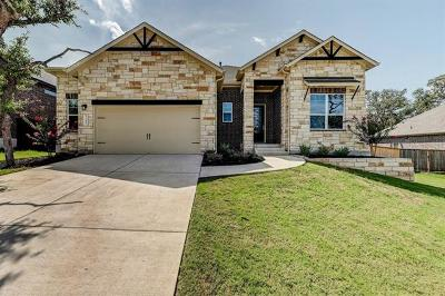 Kyle Single Family Home For Sale: 285 Cibola Dr