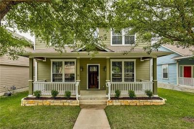 Cedar Park Single Family Home Pending - Taking Backups: 1123 Rawhide Trl