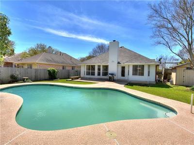 Cedar Park Single Family Home For Sale: 412 Mesa Verde St