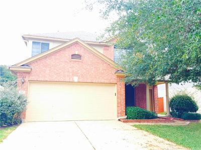 Cedar Park Single Family Home For Sale: 724 Le Ann Ln