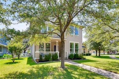 Cedar Park Single Family Home For Sale: 109 Crockett Rd