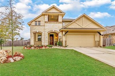 Leander Single Family Home For Sale: 313 Landing Ln