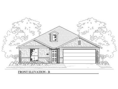Lago Vista Single Family Home Pending: 21806 Bluejay Blvd