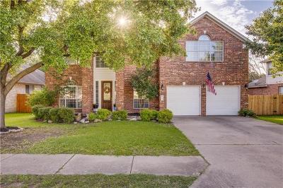 Cedar Park Single Family Home Pending - Taking Backups: 903 Old Mill Rd