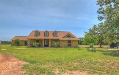 Burnet Single Family Home For Sale: 5923 N Us Highway 281