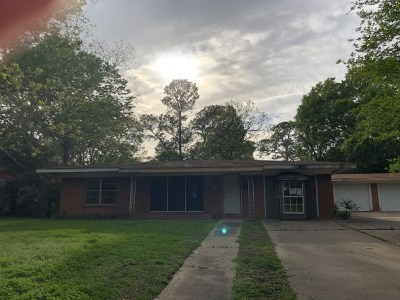 Rockdale TX Single Family Home For Sale: $90,000