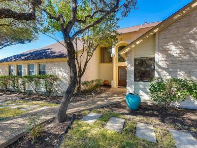Austin Single Family Home For Sale: 6613 Whitemarsh Valley Walk