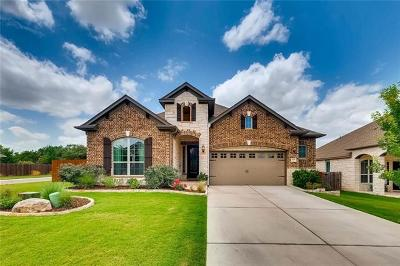 Hays County Single Family Home For Sale: 854 Wild Rose Dr