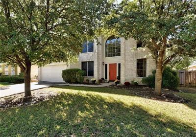 Austin Single Family Home For Sale: 4813 Chesney Ridge Dr