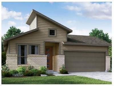 Single Family Home For Sale: 15904 Cadoz Dr