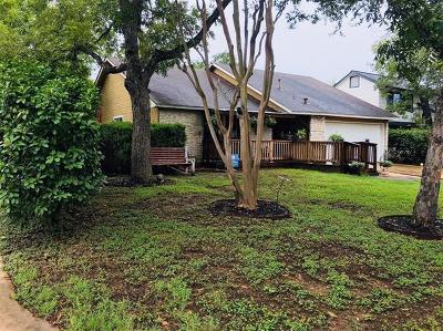 Single Family Home For Sale: 3415 Clarksburg Dr