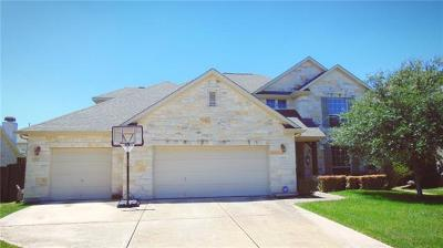 Round Rock Rental For Rent: 2434 Arbor Dr