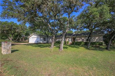 Wimberley TX Single Family Home For Sale: $285,000