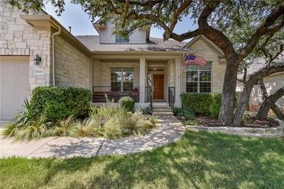 Travis County Single Family Home Pending - Taking Backups: 5624 Medicine Creek Dr