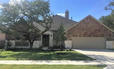 Leander Single Family Home For Sale: 416 Triple Arrow Ln