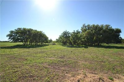 Burnet County Residential Lots & Land For Sale: Lot 8 Floyds Run
