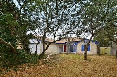 Leander Single Family Home For Sale: 607 Millcreek Ln