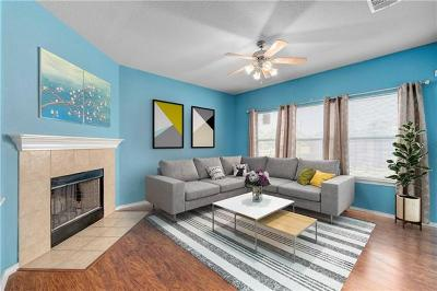 Single Family Home For Sale: 8701 Meridian Oak Ln