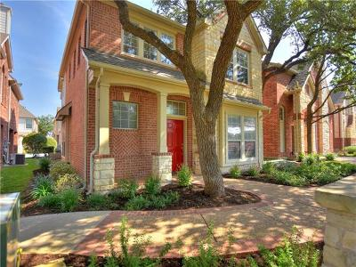 Austin Condo/Townhouse For Sale: 14812 Avery Ranch Blvd #5
