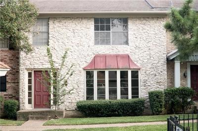 Condo/Townhouse For Sale: 1809 Coronado Hills Dr #10