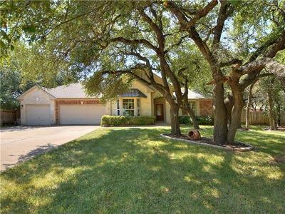 Austin Single Family Home Pending - Taking Backups: 9800 Valderrama Dr