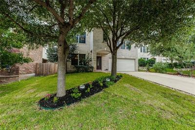 Hays County, Travis County, Williamson County Single Family Home Pending - Taking Backups: 11313 Chatam Berry Ln