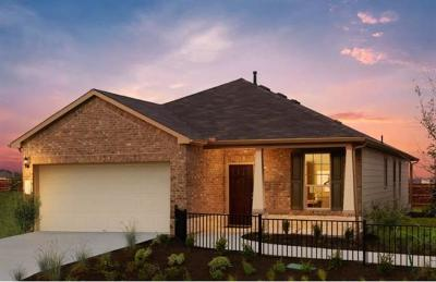 Georgetown Single Family Home For Sale: 2016 Cliffbrake Way