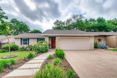 Austin Single Family Home For Sale: 12103 Acorn Creek Trl