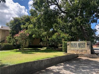 Austin Condo/Townhouse For Sale: 10616 Mellow Meadows Dr #6B