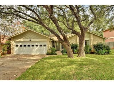 Austin TX Single Family Home For Sale: $299,000