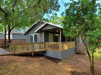 Austin Single Family Home Pending - Taking Backups: 1184 Oakgrove Ave