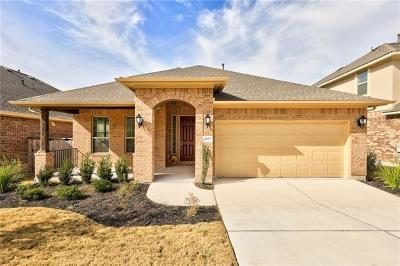Leander Single Family Home For Sale: 2925 Scout Pony Dr