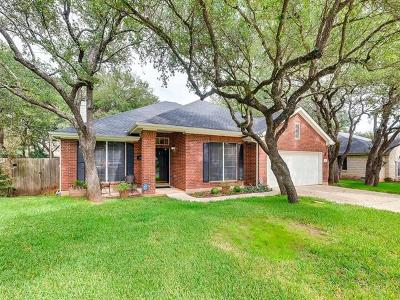 Hays County, Travis County, Williamson County Single Family Home Pending - Taking Backups: 4117 Travis Country Cir