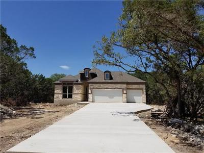 Wimberley Single Family Home For Sale: 20 Mesquite Trl