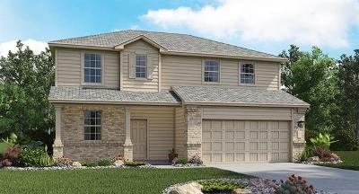 Williamson County Single Family Home For Sale: 104 Cressida Cove