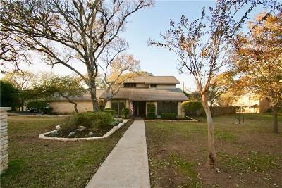 Travis County, Williamson County Single Family Home For Sale: 10404 Spicewood Mesa