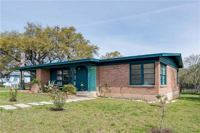 Travis County Single Family Home Pending - Taking Backups: 402 Scurry St