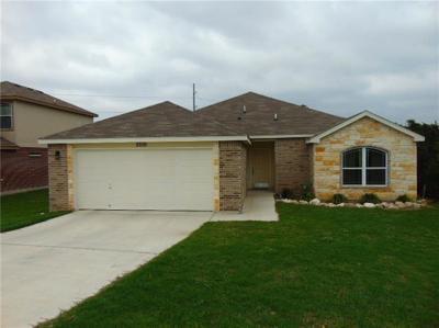 Killeen TX Single Family Home For Sale: $153,000