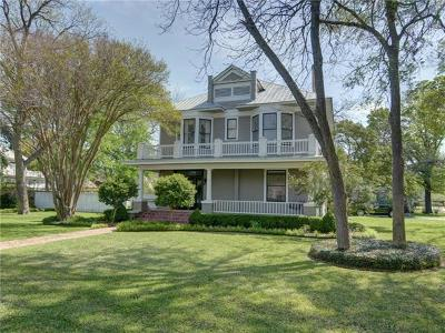 Bastrop Single Family Home For Sale: 1601 Main St