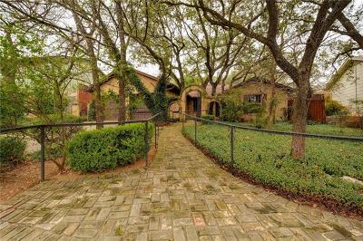 Austin Single Family Home For Sale: 2104 Matterhorn Ln