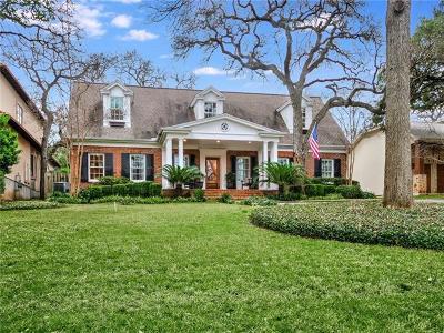Single Family Home For Sale: 1307 Elton Ln