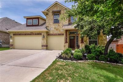 Cedar Park Single Family Home For Sale: 2313 Mansfield Ln
