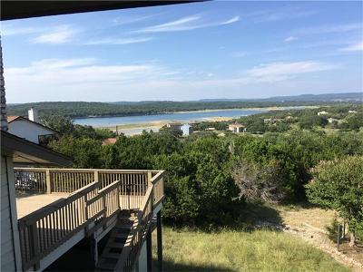 Lago Vista Single Family Home Pending - Taking Backups: 3610 Mount Laurel Rd