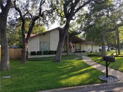 Single Family Home For Sale: 8701 Silverhill Ln