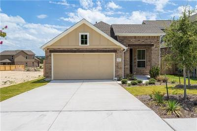 Lago Vista Single Family Home For Sale: 8112 Prairie Rye Dr