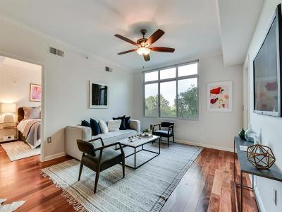 Austin TX Condo/Townhouse Pending - Taking Backups: $574,000