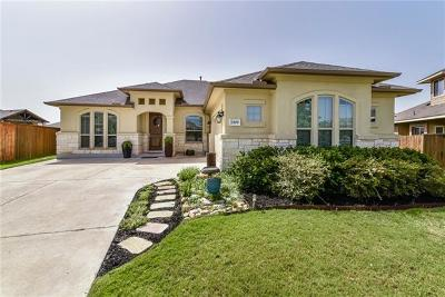 Pflugerville Single Family Home For Sale: 3309 Merlin Ct