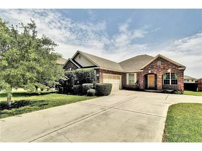 Pflugerville Single Family Home For Sale: 313 Springbrook Rd